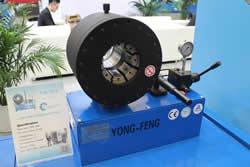 YONG-FENG F32M Manual Crimping machine for Hydraulic Hose