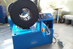 Crimping Machine for Industrial Hydraulic Hose