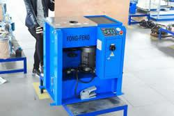 YONG-FENG FN32D Digital Controlled Nut and Ferrule Crimping Machine