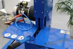 YONG-FENG FC51V Vehicle Mounted Hose Cutting Machine