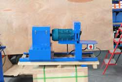 YONG-FENG FI51 Hydraulic Hose Cutting Skiving Machine